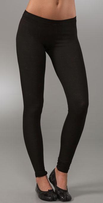 Lanston Ribbed Leggings