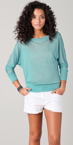Lanston Boyfriend Top
