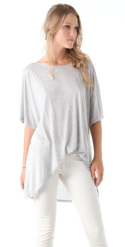 Lanston Oversized Tunic Top