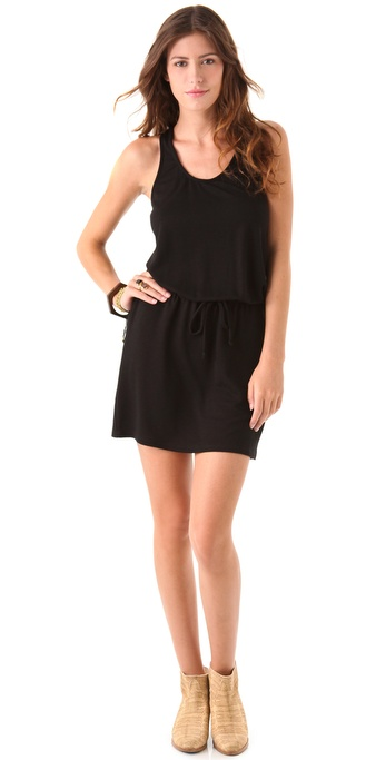 Lanston Racer Back Mini Dress