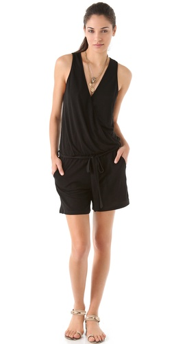 Lanston Surplice Romper