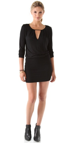 Lanston Cutout Mini Dress at Shopbop / East Dane