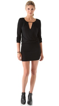 Lanston Cutout Mini Dress