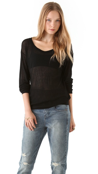 Lanston Boyfriend Sweater