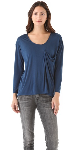 Lanston Pocket Tunic at Shopbop.com