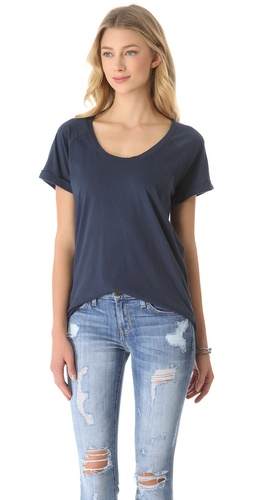 Lanston Scoop Top at Shopbop.com
