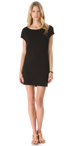 Lanston Drape Back Dress at Shopbop.com