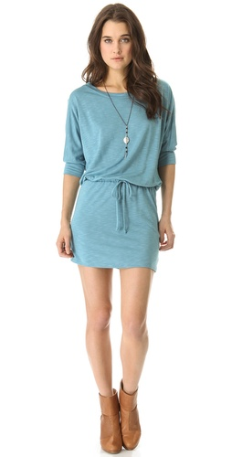 Lanston Boyfriend Mini Dress at Shopbop.com