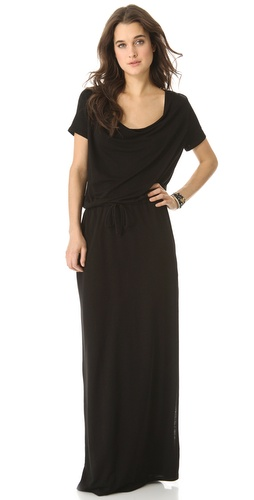 Lanston Draped Maxi Dress at Shopbop.com