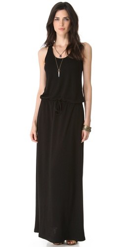Lanston Racer Back Maxi Dress at Shopbop.com