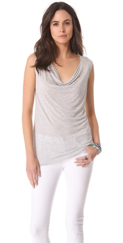 Lanston Draped Tank at Shopbop.com