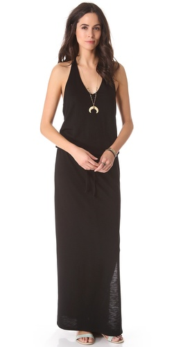 Lanston Halter Maxi Dress at Shopbop / East Dane