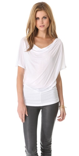 Lanston Cowl Neck Top at Shopbop / East Dane