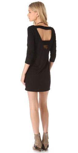 Lanston V Back Dress at Shopbop / East Dane