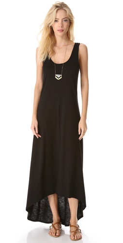 Lanston V Back Maxi Dress at Shopbop / East Dane