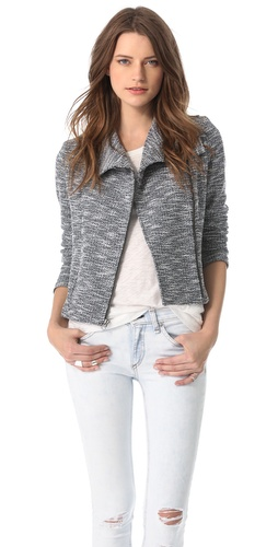 Lanston Tweed Zip Jacket at Shopbop / East Dane