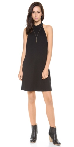 Lanston Turtleneck Halter Dress at Shopbop / East Dane