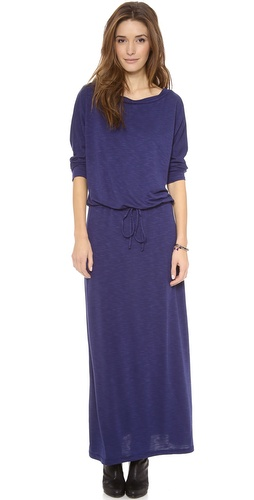 Lanston Boyfriend Maxi Dress at Shopbop / East Dane