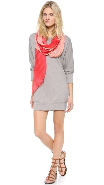 Lanston Boyfriend Mini Dress - Birch at Shopbop / East Dane