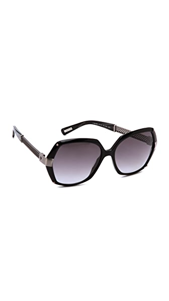 Lanvin Mesh Butterfly Sunglasses