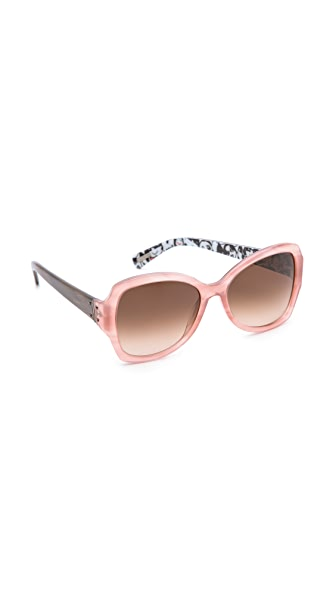 Lanvin Butterfly Cartoon Sunglasses