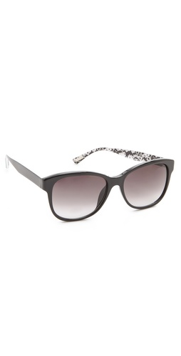 Lanvin Gradient Sunglasses at Shopbop.com