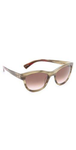 Lanvin Gradient Sunglasses at Shopbop / East Dane