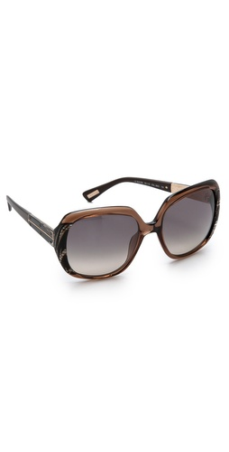 Lanvin Classic Gradient Sunglasses at Shopbop / East Dane