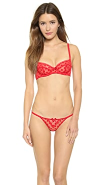 L'Agent by Agent Provocateur Rosalyn Balcony Bra