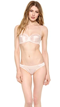 L'Agent by Agent Provocateur Penelope Padded Strapless Bra