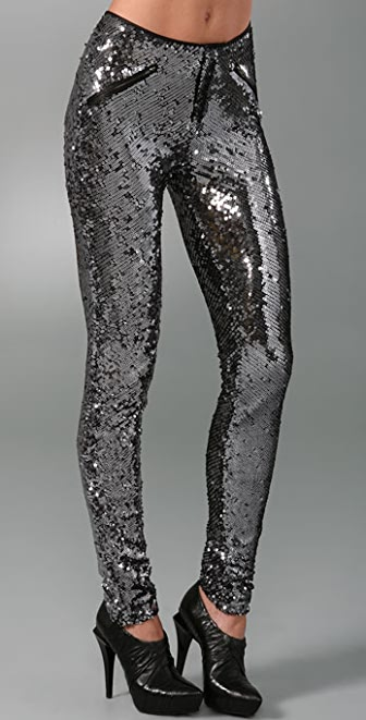 LaROK LUXE I Am a Rock Star Leggings
