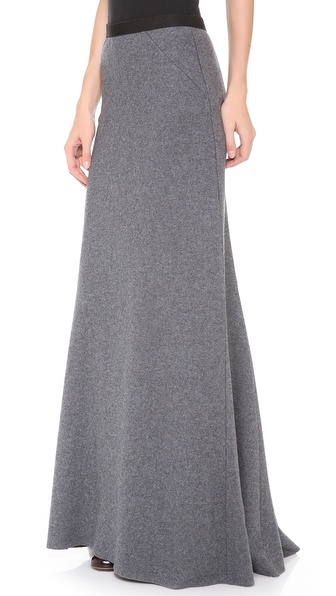 LA't by L'AGENCE Long Skirt