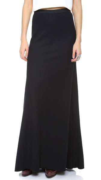 LA't by L'AGENCE Long Skirt