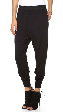 LA't by L'AGENCE Zip Leg Sweatpants
