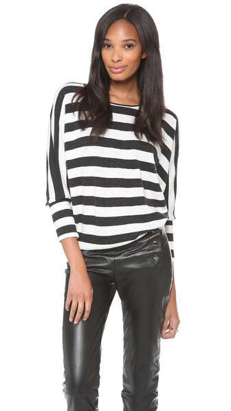 LA't by L'AGENCE Dolman Sweater