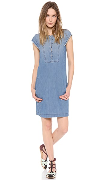LA't by L'AGENCE Denim Dress