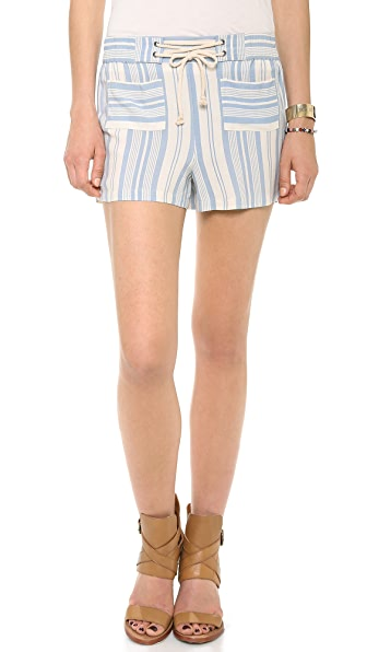 LA't by L'AGENCE Board Shorts