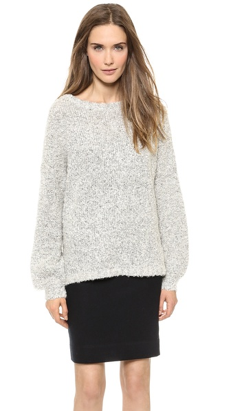 LA't by L'AGENCE Boucle Sweater
