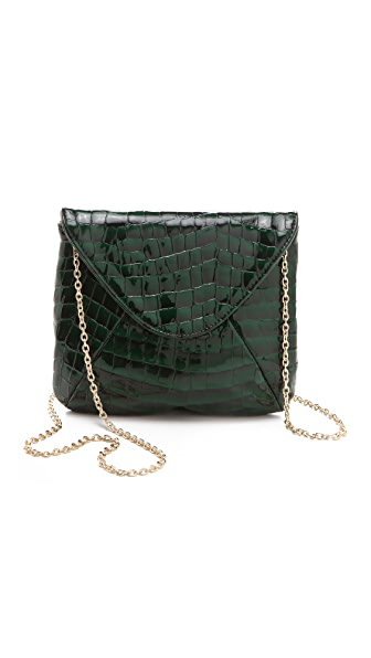 Lauren Merkin Handbags Riley Patent Clutch