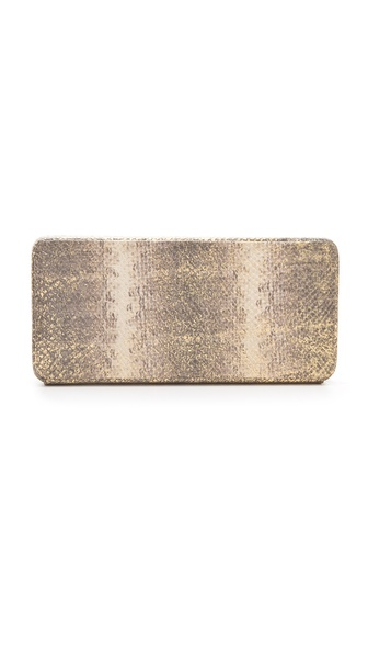 Lauren Merkin Handbags Grace Snake Minaudiere