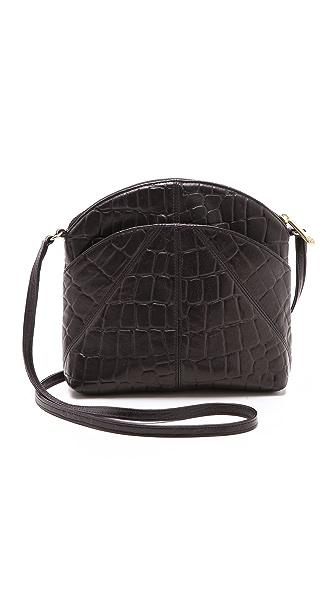 Lauren Merkin Handbags Rory Croco Bucket Bag
