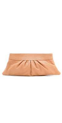 Lauren Merkin Handbags Louise Perf Oversized Clutch