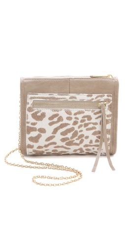 Lauren Merkin Handbags Mini Ceci Haircalf Bag