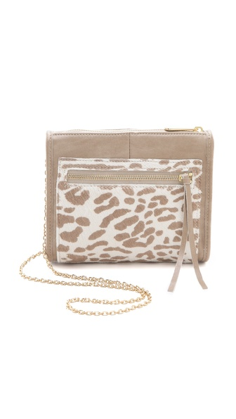 Lauren Merkin Handbags Mini Cece Haircalf Bag