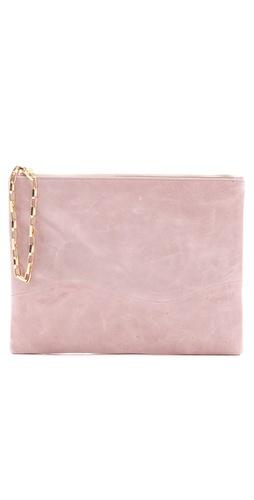 Lauren Merkin Handbags Winne Studded Clutch
