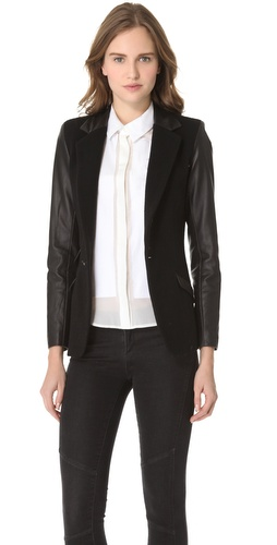 Shop LAVEER Revelry Blazer and LAVEER online - Apparel,Womens,Jackets,Blazer, online Store