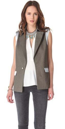 LAVEER Ditch Vest from shotfashion.com
