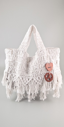 LOVE by Diego Binetti Amacca Bag
