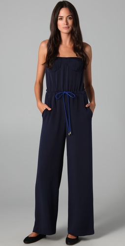 Shop Lyn Devon New Holly Jumpsuit and Lyn Devon online - Apparel,Womens,Jumpsuits,Jumpsuit, online Store