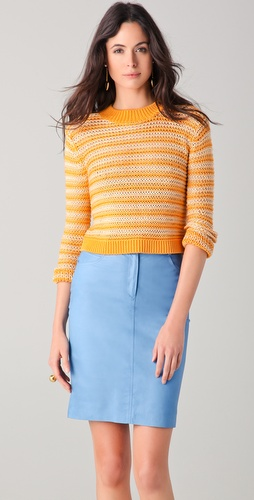 Shop Lyn Devon Delaunay Sweater and Lyn Devon online - Apparel,Womens,Sweaters,Pull_Over, online Store